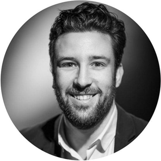 Alex Destrebecq - Responsable Marketing & Communication