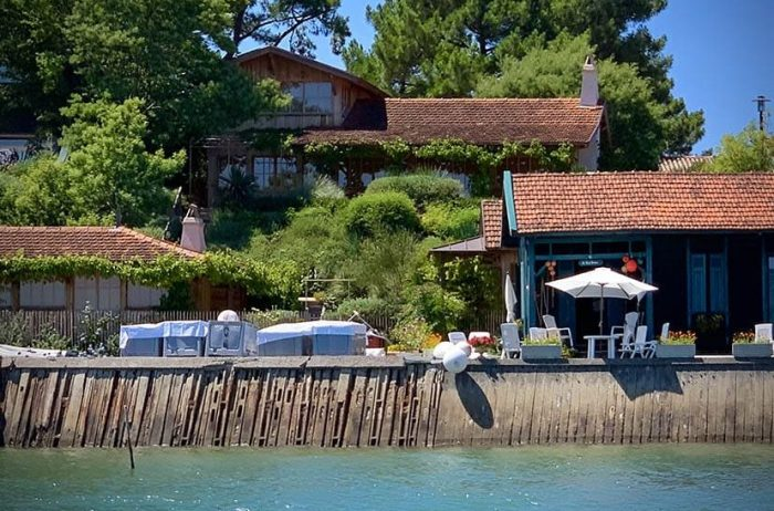 Cap ferret french linguistic stay