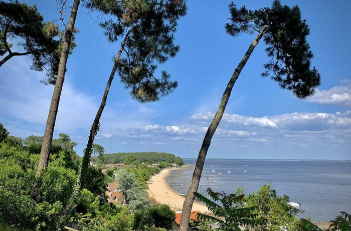 Arcachon french linguistic stay