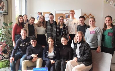 swiss students learn french