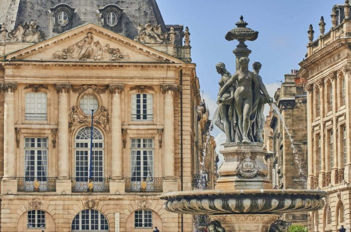 Bordeaux historic french linguistic stay