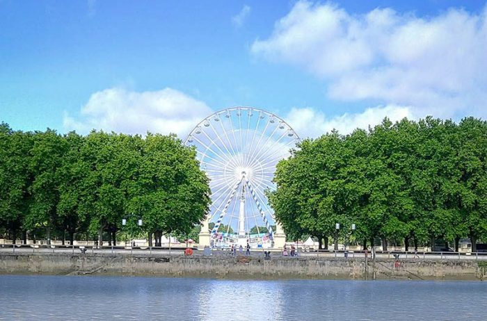 Bordeaux party french linguistic stay