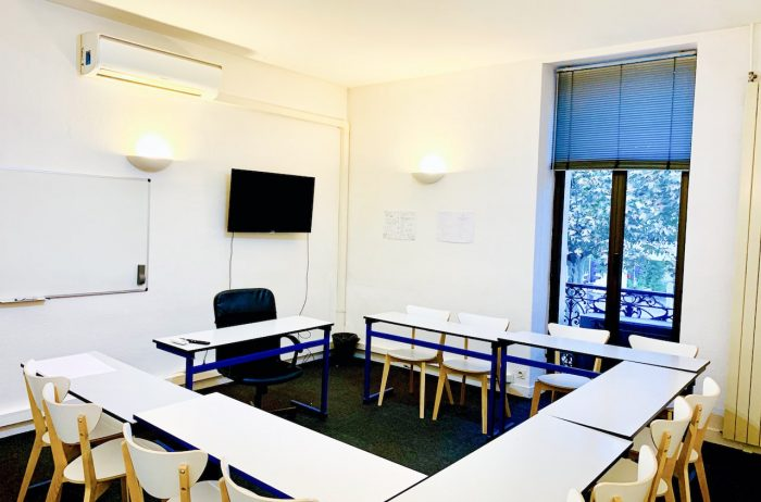french classes for groups in bordeaux