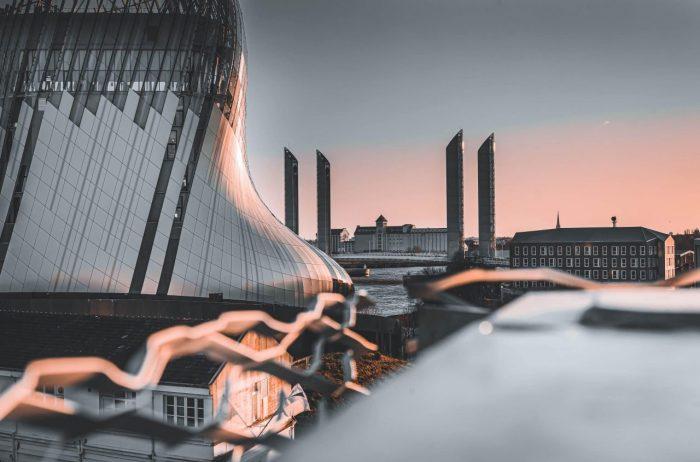 Bordeaux cité du vin linguistic stay
